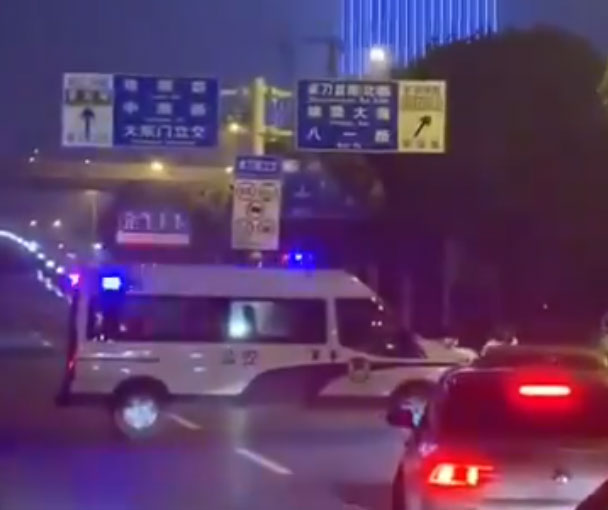 Wuhan travel ban