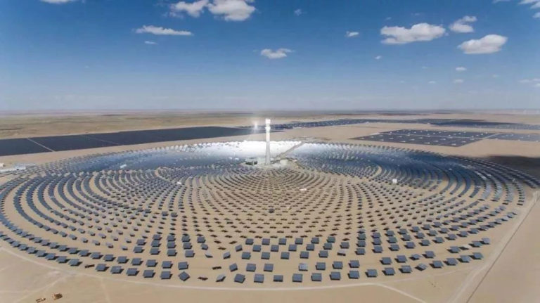 LONGi Solar Selected as PV Sponsor for China Pavilion at Expo 2020 Dubai UAE