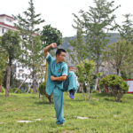 Shaolin Kung Fu Master Yale Yuan Shifu