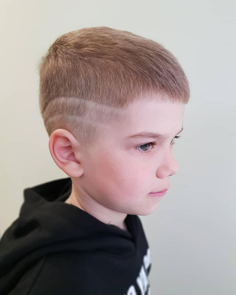 Top 10 Boys Haircuts