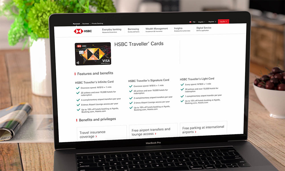 HSBC Traveller's Card