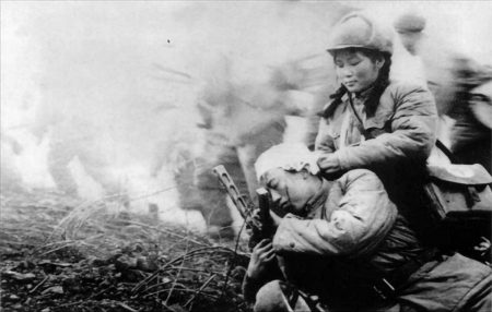 Rare pictures of the Korean War
