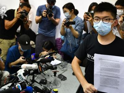 Hong Kong postpones legislative council elections over coronavirus fears
