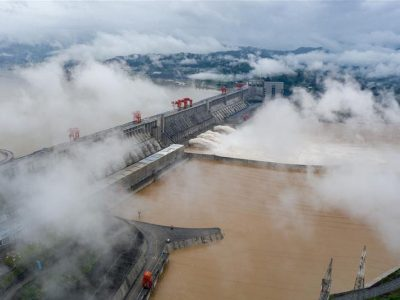 China hit by heavy floods