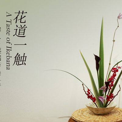 2020 Ikebana Workshop Poster: Ziyan Luo