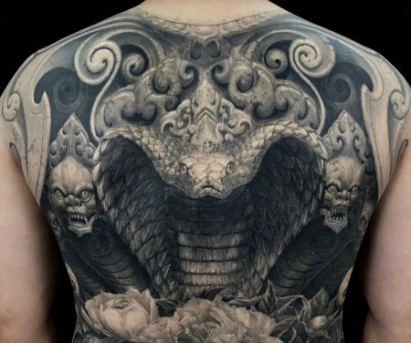 Interview with Heng Yue, tattoo artist