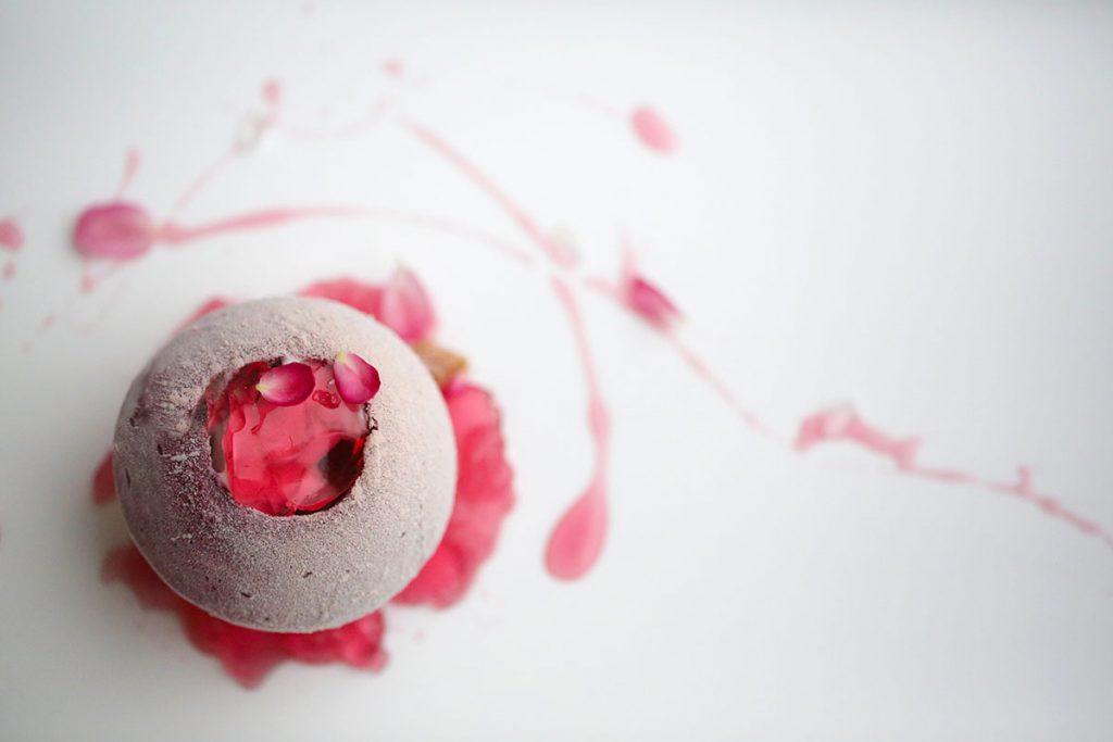 Cassis-Plum.-Yoghurt-signature-dessert
