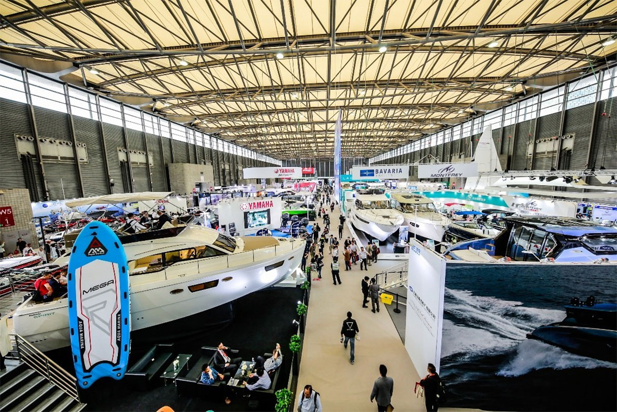 2021 China Shanghai International Boat Show
