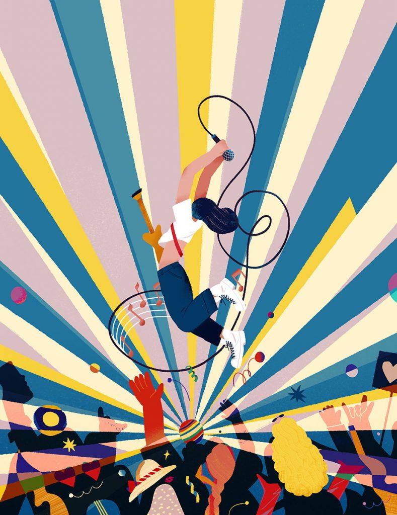 Yulong Lli Artist - Illustrator