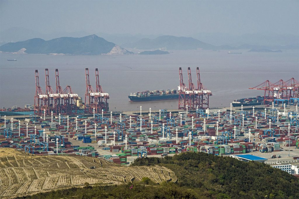Port of Ningbo-Zhoushan