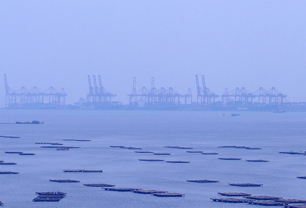 port of shenzhen