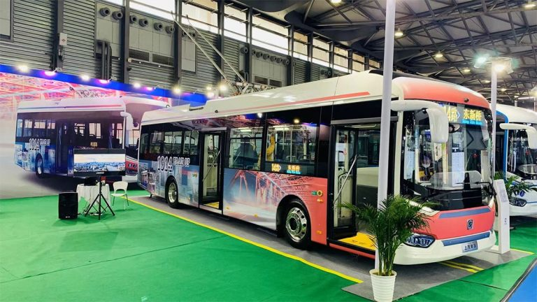 Smart-City-Trolleybus