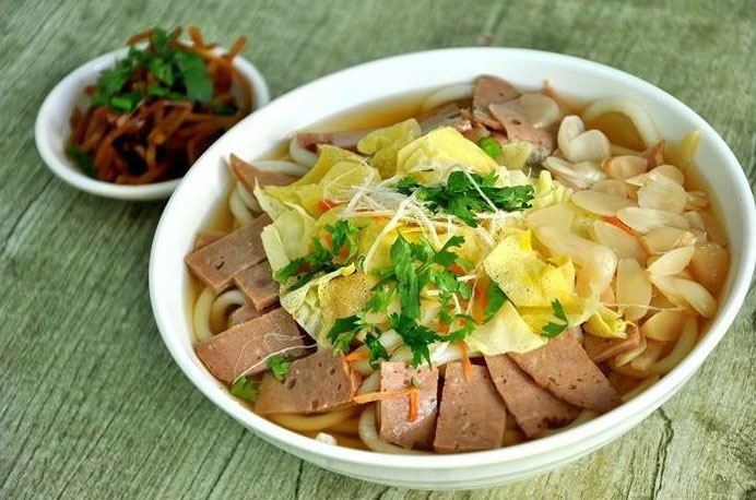 Weifang food