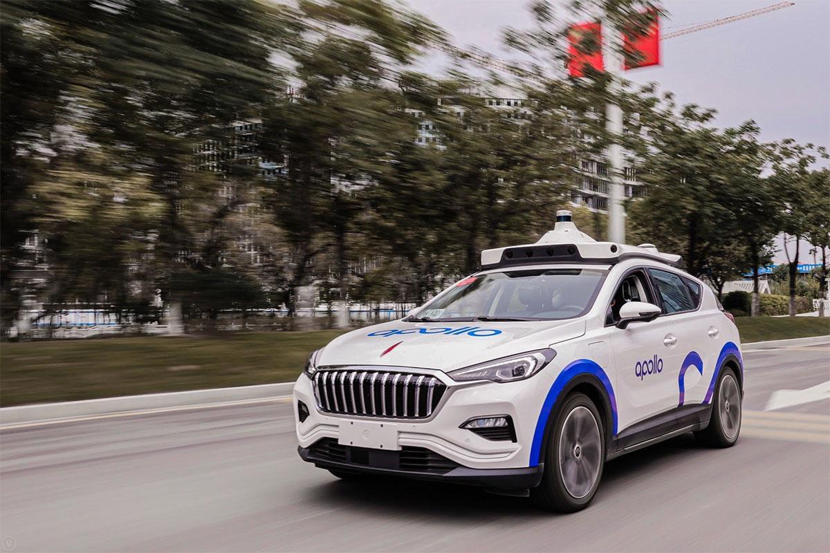 Baidu Introduces Multi-Modal Autonomous Driving MaaS Platform in Guangzhou