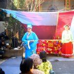 Temple inauguration China kunming