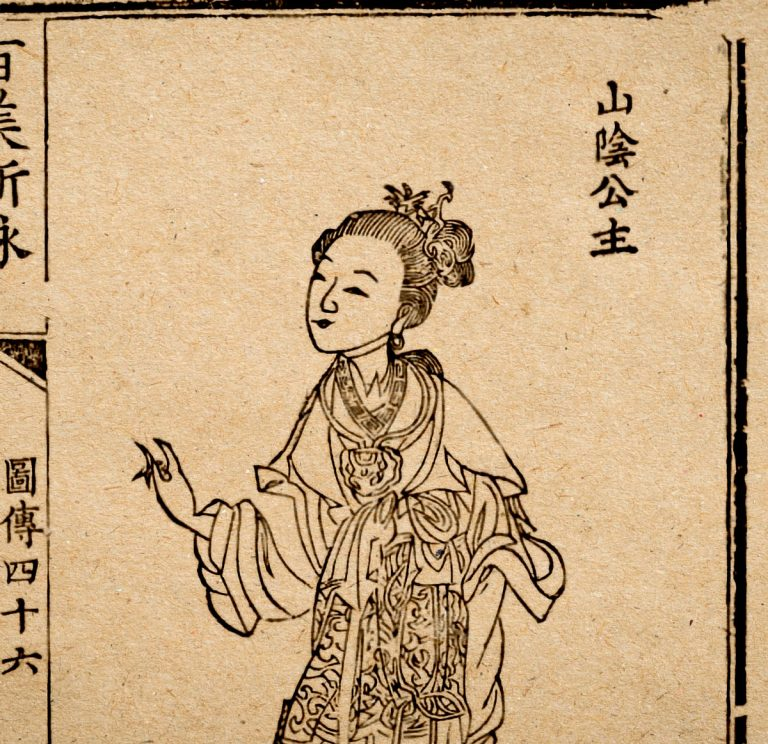 Princess-Shanyin The Story of Princess Shanyin's Harem