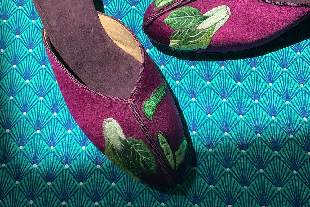 Denise Huang - Suzhou Cobblers fashion design
