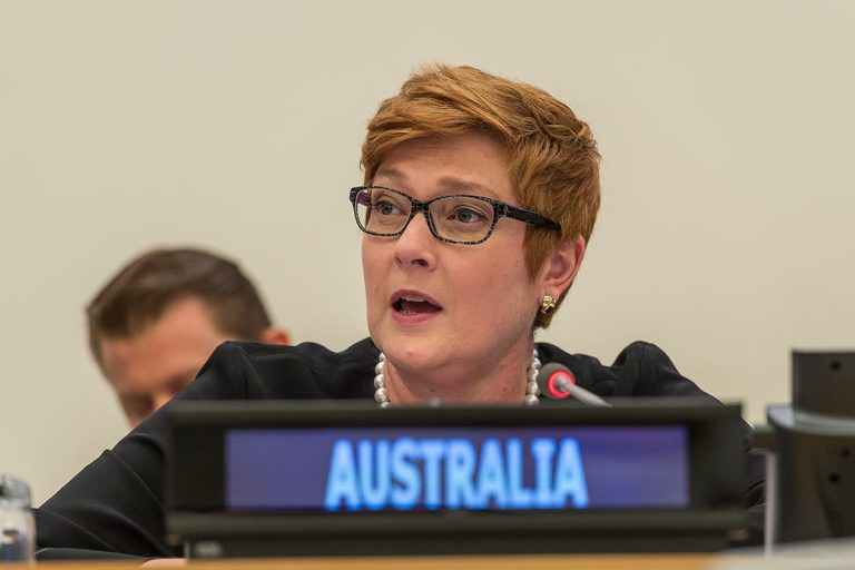 belt-and-road-australia-marise-payne