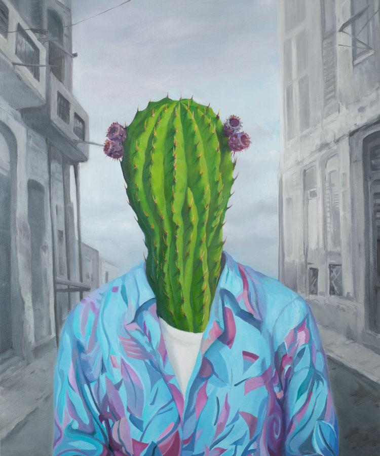 Jingyi wang-Capricorn-Cactus