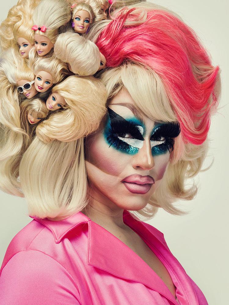 Trixie Mattel Comedian, Drag Queen New York Times Magazine