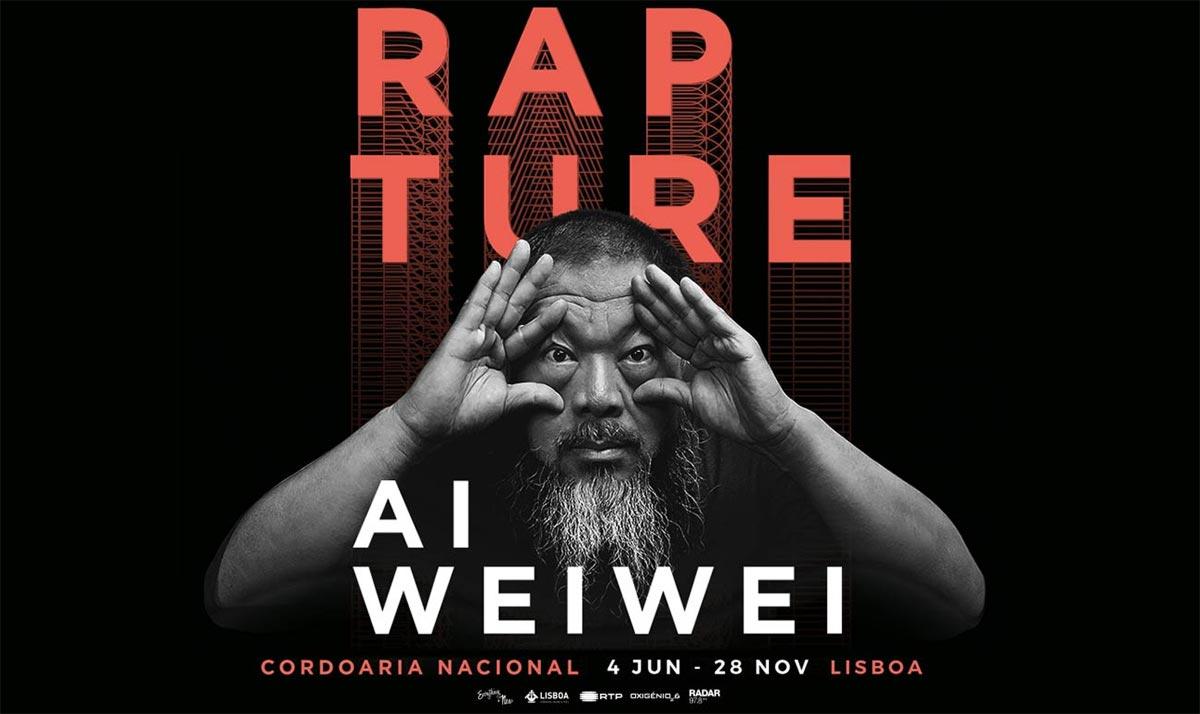Ai Weiwei - Rapture opens in Lisbon