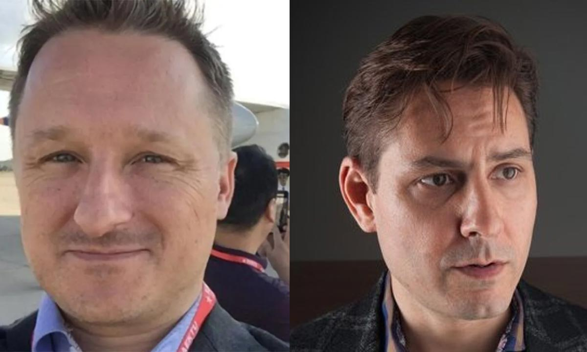 China frees detained Canadians Michael Kovrig and Michael Spavor after Huawei boss released