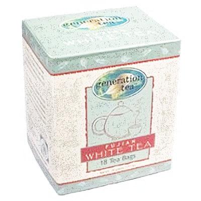 Fujian White Tea 18 bags