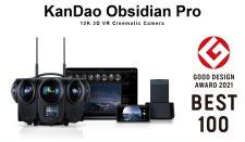 KanDao Obsidian Pro won 2021 Good Design Award Best 100