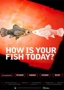 "Poster for the movie ""How Is Your Fish Today?"""