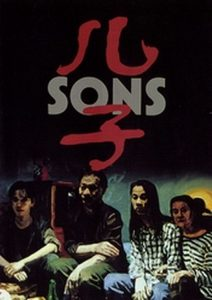 "Poster for the movie ""Sons"""