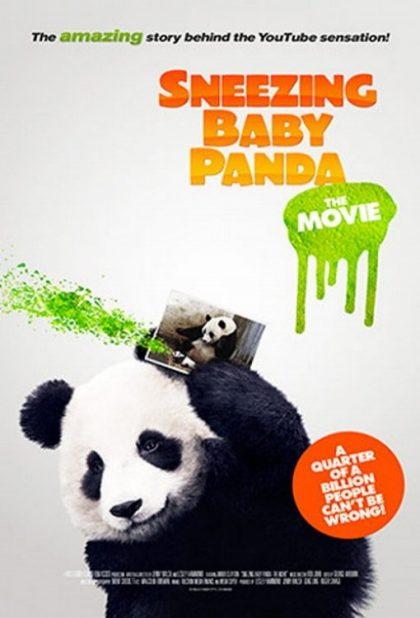 Sneezing Baby Panda – The Movie
