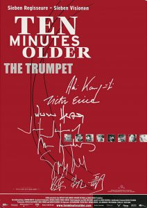 "Poster for the movie ""Ten Minutes Older: The Trumpet"""
