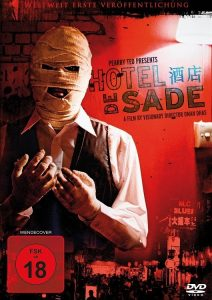 "Poster for the movie ""Hotel de Sade"""
