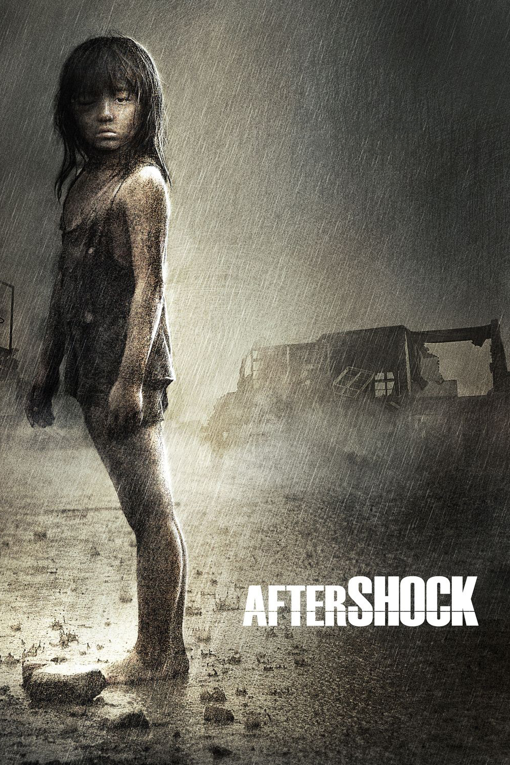 "Poster for the movie ""Aftershock"""