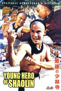 """Poster for the movie """"The Young Hero of Shaolin"""""""