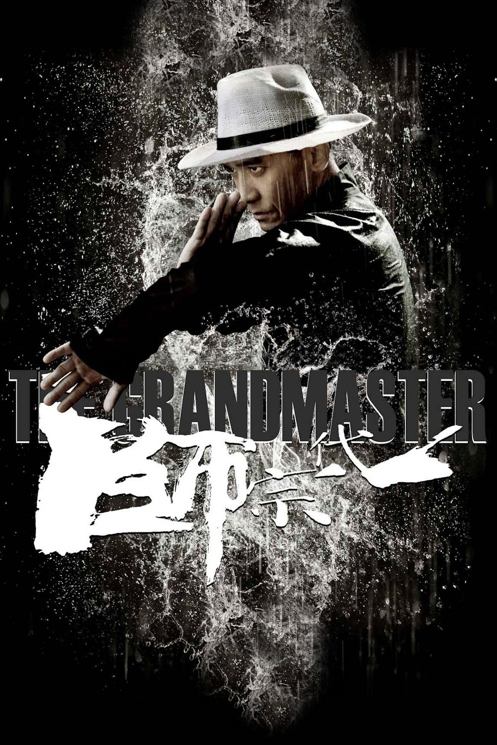 "Poster for the movie ""The Grandmaster"""