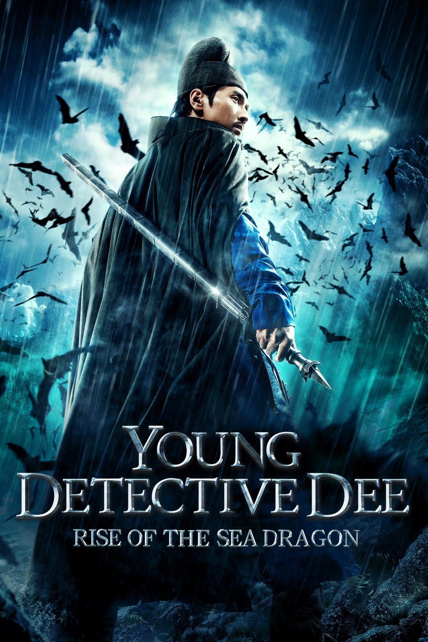"Poster for the movie ""Young Detective Dee: Rise of the Sea Dragon"""