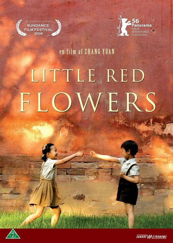 "Poster for the movie ""Little Red Flowers"""