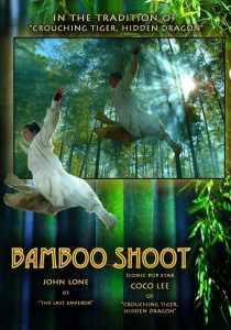 "Poster for the movie ""Bamboo Shoot"""