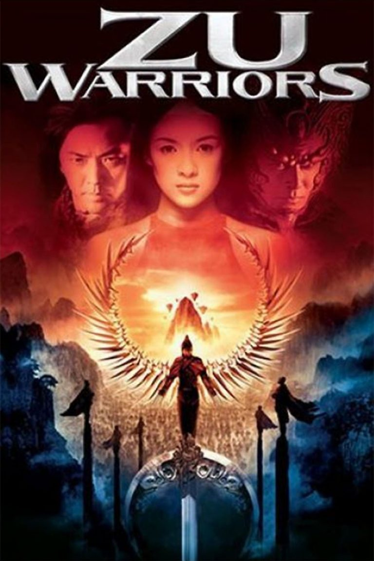 "Poster for the movie ""Zu Warriors"""