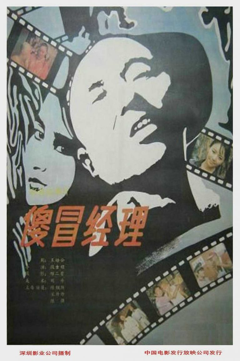 "Poster for the movie ""Sha mao jing li"""