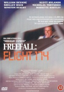 "Poster for the movie ""Falling from the Sky: Flight 174"""