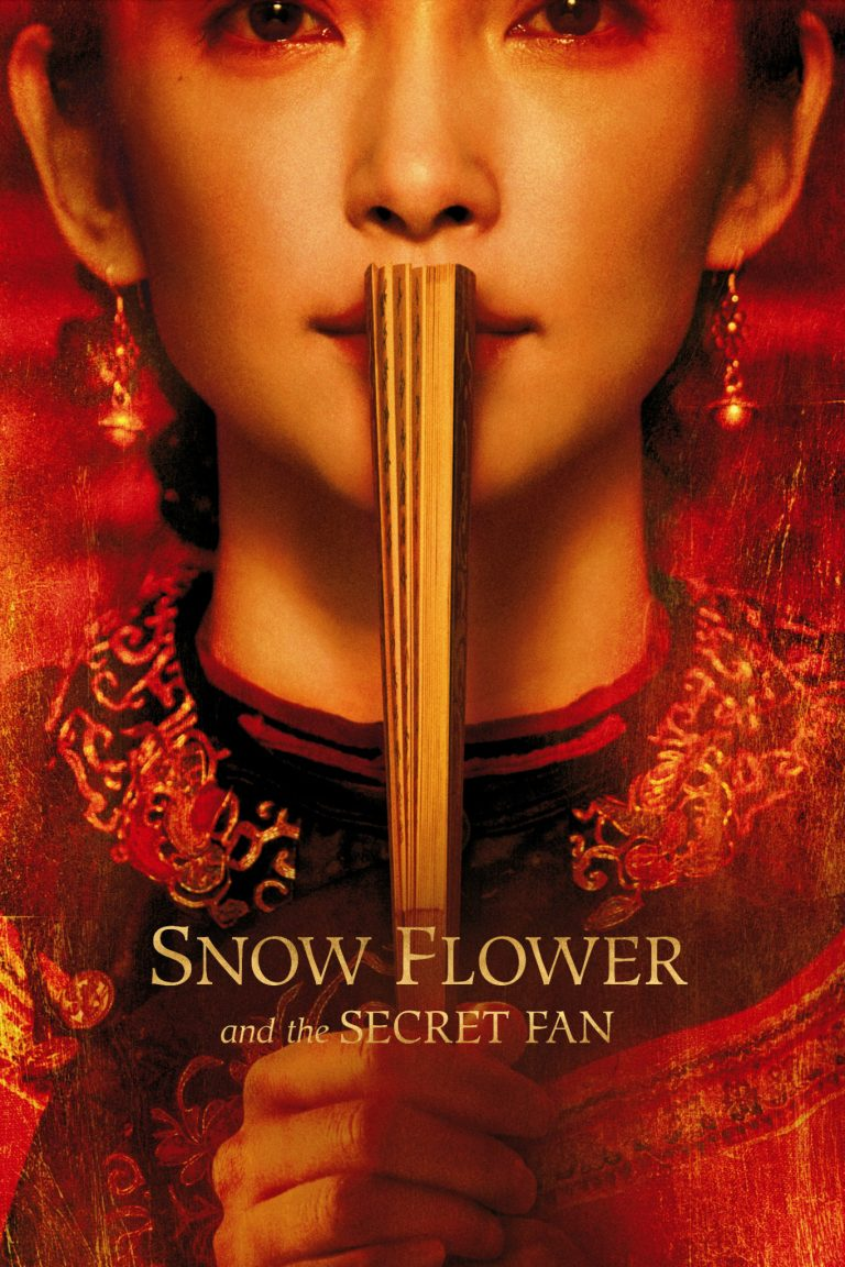 "Poster for the movie ""Snow Flower and the Secret Fan"""