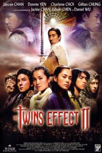 "Poster for the movie ""The Twins Effect II"""