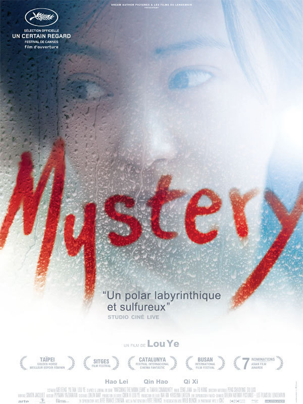 "Poster for the movie ""Mystery"""