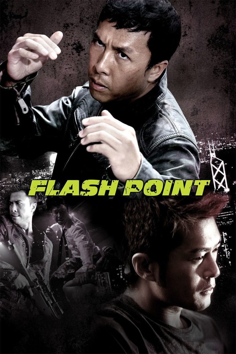 "Poster for the movie ""Flash Point"""