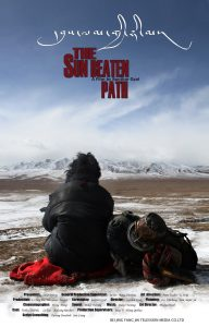 "Poster for the movie ""The Sun Beaten Path"""