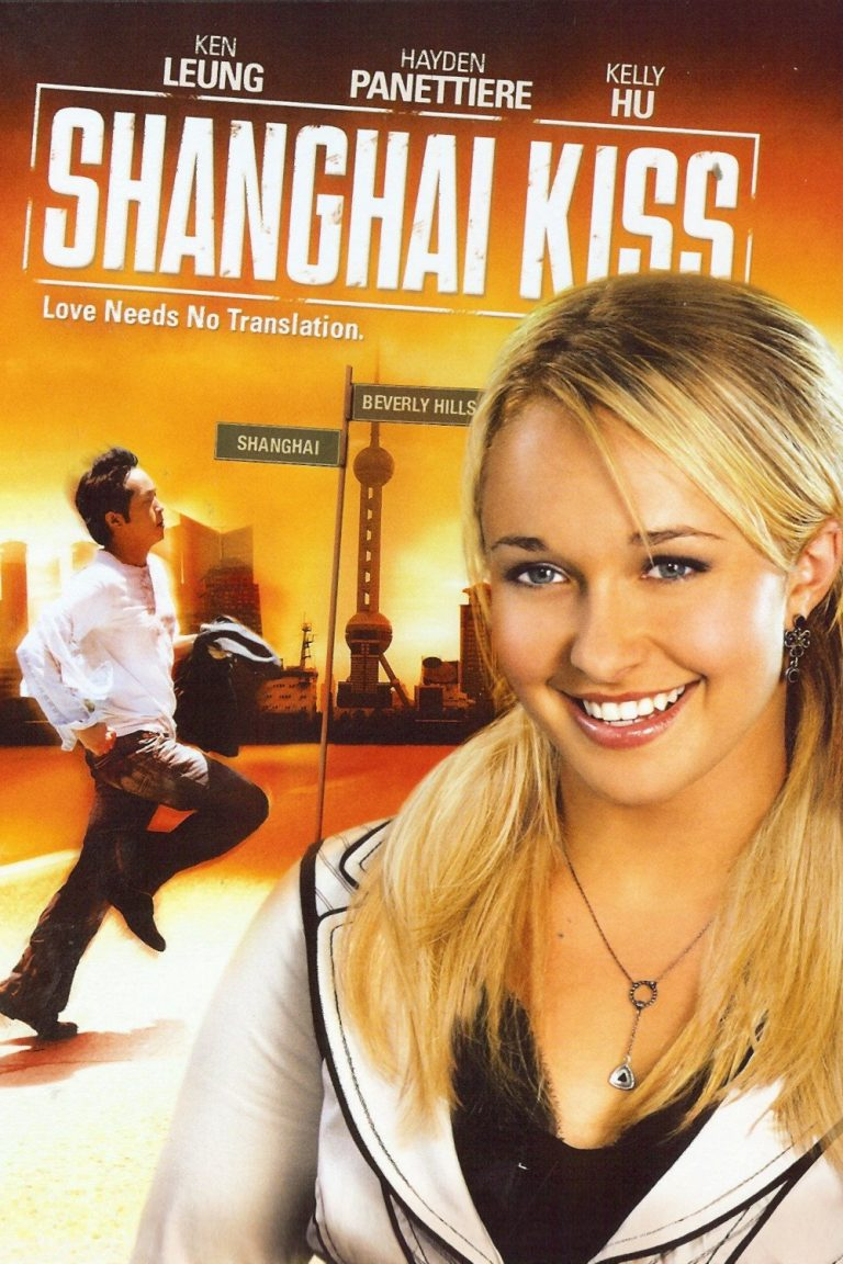 "Poster for the movie ""Shanghai Kiss"""