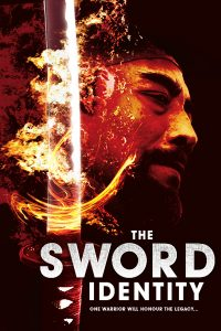 """Poster for the movie """"The Sword Identity"""""""
