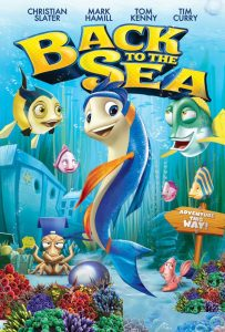 "Poster for the movie ""Back To The Sea"""